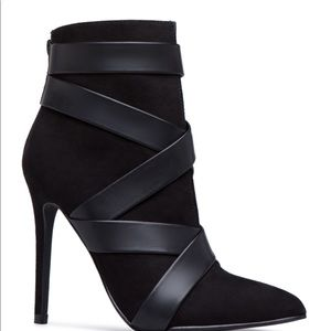 Booties from ShoeDazzle